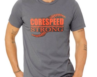 Corespeed Strong Tshirt