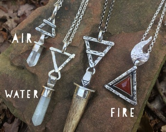 The 4 Elements series