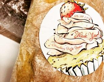 Strawberry Fields Variety Bread - You Chose!