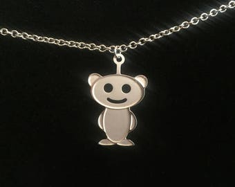 1337 Stainless Steel Necklace
