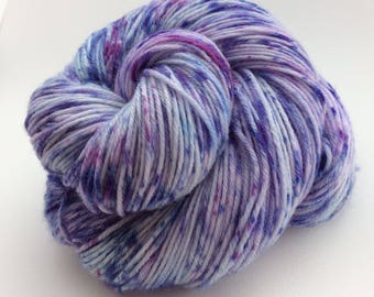 Blueberry Ice Cream - Hand-dyed 4ply wool