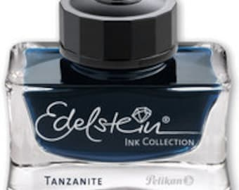 New... Perfect fountain pen ink color is Tanzanite