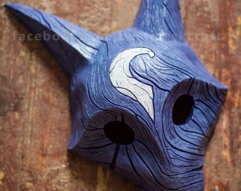 inspired Kindred Wolf Mask League of Legends Lol cosplay