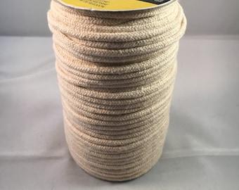Cotton Macrame Cord- 3mm beige 32 ply