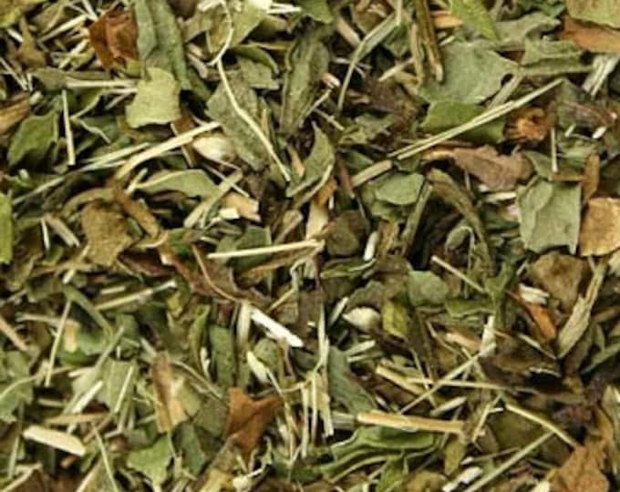 Lemon Mint Herbal Tea  **Caffeine Free** - Certified Organic