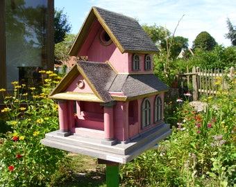 "Birdhouse    ""Rosado"""