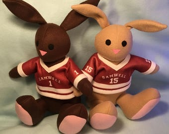 Teddy Style Bunny - Made to Order