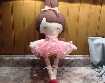Little Ballerina Doll