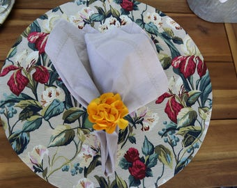 Covers for sousplat- Charger plate- Decor- Dining room- Table setting- Home