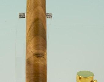 Artisan Zen Rollerball in Gold and Plum