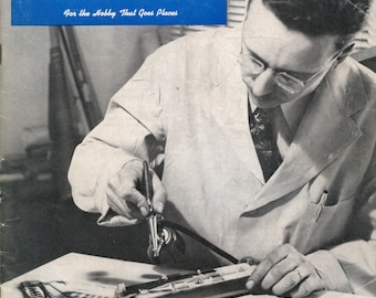 model Railroader magazine March 1949 Very Good Condition