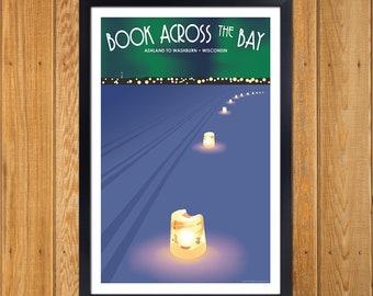 Lake Superior Shore Towns Series: Book Across the Bay Ski Race