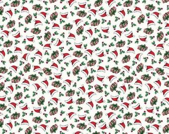 EXTRA 20 30% OFF  Riley Blake Designs Kewpie Christmas - Cream Dizzy