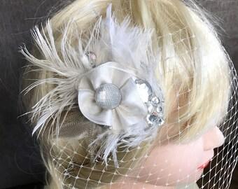Bridal Accessory Hair Clip