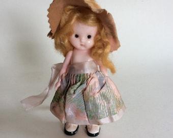 Vintage Doll, Sweet Baby Girl