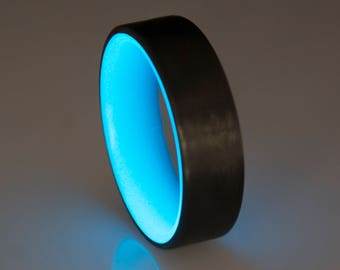 Carbon fiber Glow Ring