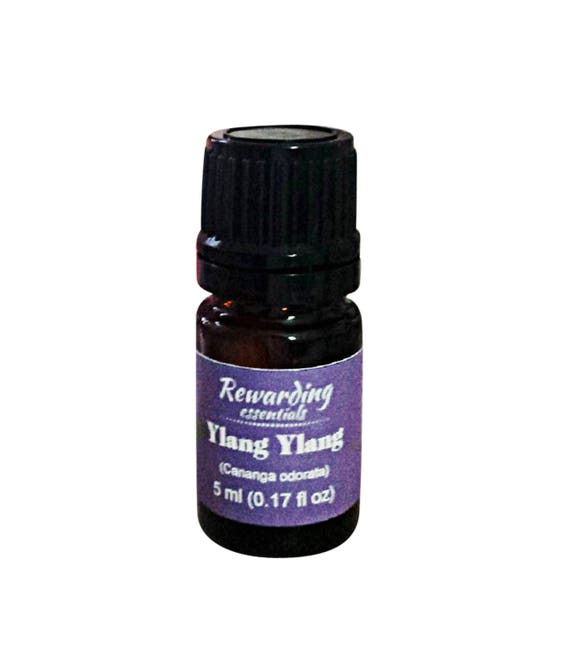 Ylang Ylang Essential Oil 100% Pure Therapeutic Grade by Rewarding Essentials US Seller