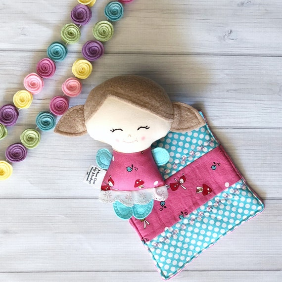 Marjorie Doll with Blanket