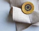 Original tie backs Sunflo...