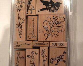 Wedding and Love stamp set