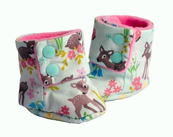 Baby boots, Fawn 0-3