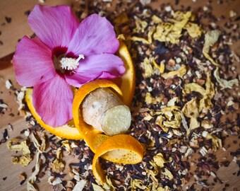 Organic Hawaiian Honeybush Red Tea
