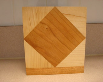 Square in a Square Napkin Holder