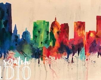 OKC Skyline
