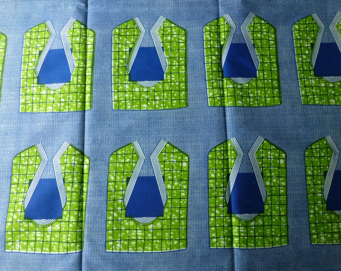 Block Wax Print Cotton Fabrics/Kitenge/Pagnes/Chitenge/Lapas Sold By The Yard152164843661