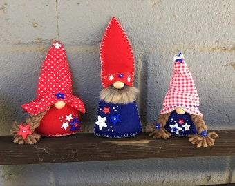 God Bless America Gnomes