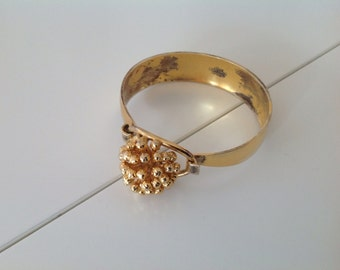 Silver bracelet from Flora Danica