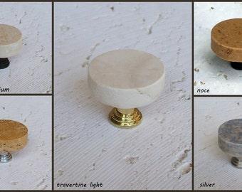 Charmant More Colors. Marble U0026 Travertine Cabinet Knob