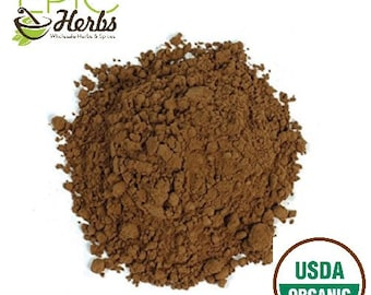 Cocoa Powder, Certified Organic - 1 lb