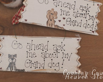 Grand Dog Etsy