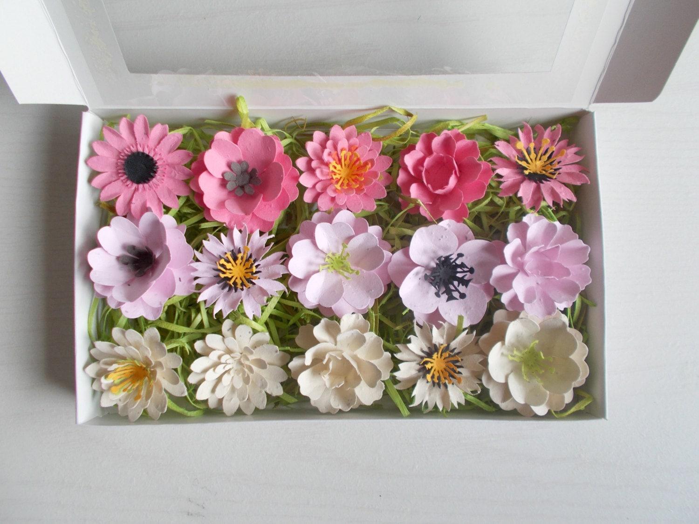 Flower Seed Paper Romeondinez