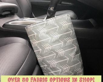 Car trash bag waterproof aztec accessories for women car garbage bag arrows