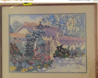 20% OFF SALE Vintage Dimensions No Count Cross Stitch Kit  Carmel Mission 53903 FREE Shipping Usa