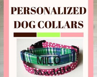 Dog Collar Personalization Add On
