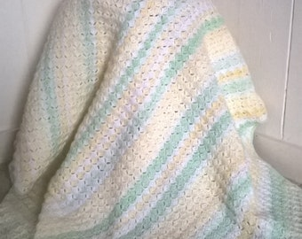 Baby afghan, Baby blanket