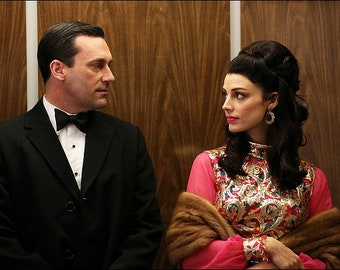 Mad Men 11x14 Photo Poster #1415