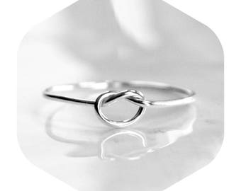 Sterling Silver Ring, Silver Band Ring