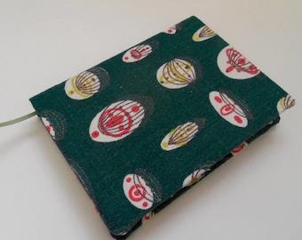 Japanese Furoshiki Journal: Green