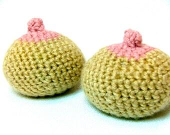 Pattern, Crochet Breast