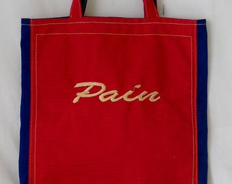 bag for bread roll or Crown