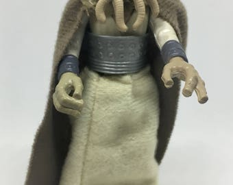 Star Wars (ROTJ) SQUID HEAD - Vintage Kenner action figure