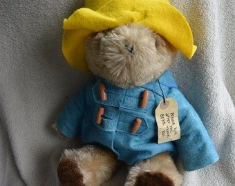 Paddington Stuffed Bear