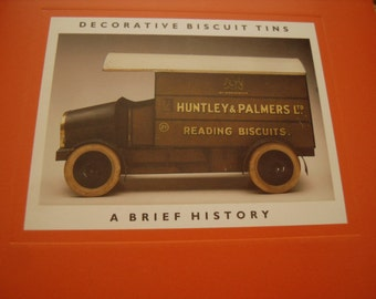 Decorative Biscuit Tins A Brief History