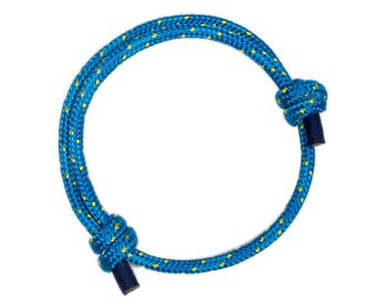 Anchor Bracelet Men - Blue Anchor Bracelet, Anchor Bracelet Gift, Blue Bracelet, Mens Anchor Bracelet, Anchor Bracelet Set, String Bracelet