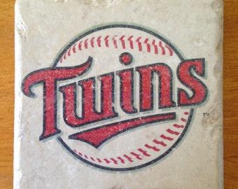 Minnesota Twins Coasters Set of 4