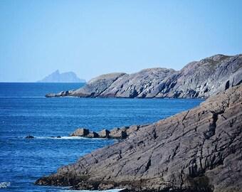 Ireland, Irish, Skellig Michael, Star Wars, The Last Jedi, Coastline, Beara Peninsula, Allihies, County Cork, Wild Atlantic Way, Rugged